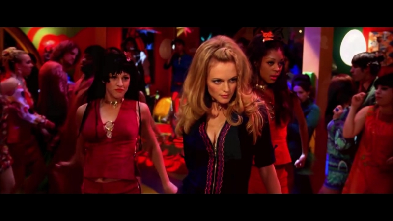 Heather Graham (Austin Powers 2) - Sexy SloMo Tribute