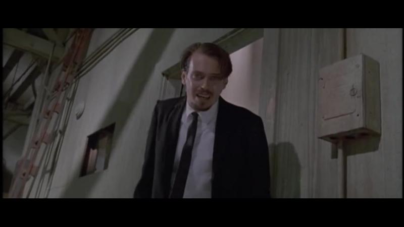 Стив Бушеми в х/ф. Бешеные псы (1992 г.).