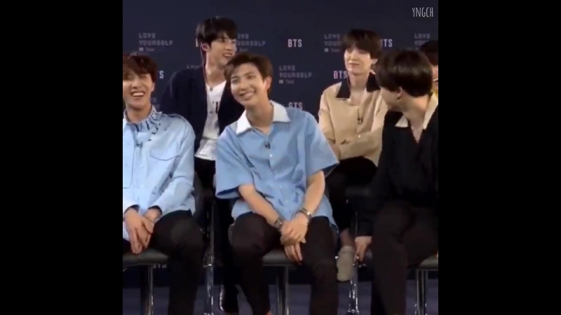 "FUCK THIS IS NOT A DRILL JIN STRAIGHTFORWARDLY SAID ""I LOVE YOU"" TO YOONGI OUT OF NOWHERE AND WATCH ALL OF THEIR REACTION PLEASE"