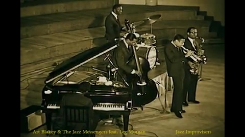 I Remember Clifford - Live in Belgium 1958 Art Blakey, Lee Morgan, Benny Golson, Bobby Timmons, Jymie Merritt