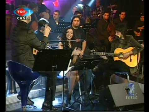 Özcan Deniz-ÖyküBerk-Zorun Ne Benle Aşk(akustik)-iki renk