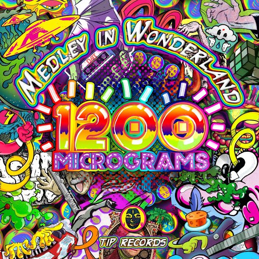 1200 Micrograms альбом Medley In Wonderland