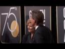 Kevin Bacon  Kyra Sedgwick Golden Globe Awards Fashion Arrivals (2018)