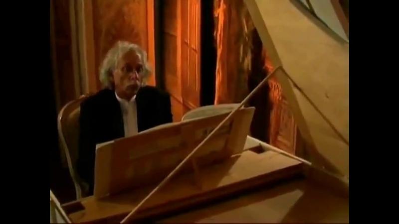 1080 (4) J. S. Bach - Die kunst der fuge, BWV 1080 4. Contrapunctus 4. Christe Eleison - Peter Ella, harpsichord