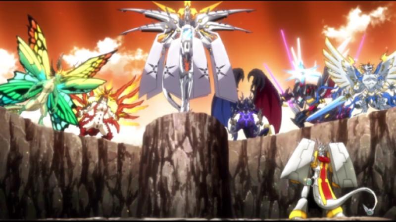 Cardfight!! Vanguard G: Z [TV-9] - 022 [русские субтитры]