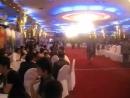Официанты на афганской свадьбе...