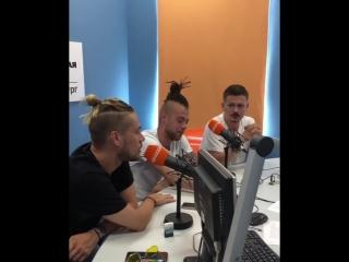 Честный ли конкурс проект Песни? Максим Свобода, Джей Мар и PLC на радио Комсомольская Правда