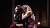 Nicholas Karimi and Anne-Marie Duff - Macbeth - National Theatre (2018)