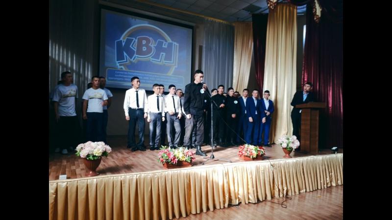 Новости ТВК В Шымкенте прошел военный КВН