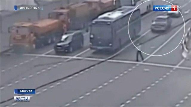 Вести-Москва • За угон раритетной Чайки хулигану придется отсидеть 3,5 года