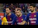 27. Барселона 1-0 Атлетико Мадрид. 27 тур. Ла Лига 2017-18. 04.03.2018