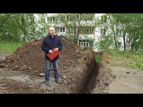 «Народный корреспондент» Неспокойное утро на проспекте Гагарина
