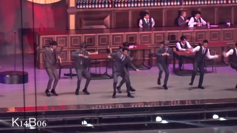 171124 EXO 엑소 - Call Me Baby 너의 손짓 Touch it 소름 Chill- EXO PLANET 4 - The ElyXiOn in Seoul [직캠]