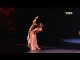 Юля Гаффарова и Сергей Лазарев (Танцы на ТНТ, 23.12.17 сольный)