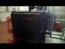 Монтаж и запуск промышленного котла FAKEL M Факел М 150 кВт