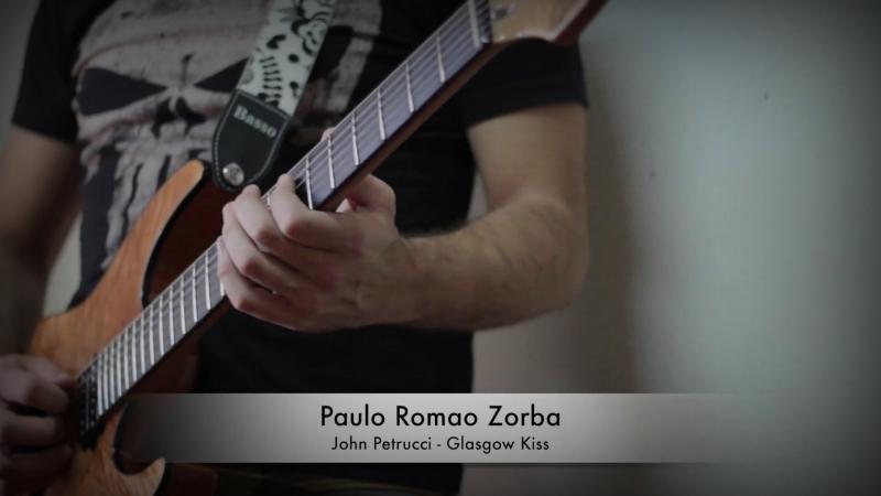 Paulo Romao Zorba - Glasgow Kiss (John Petrucci Cover)