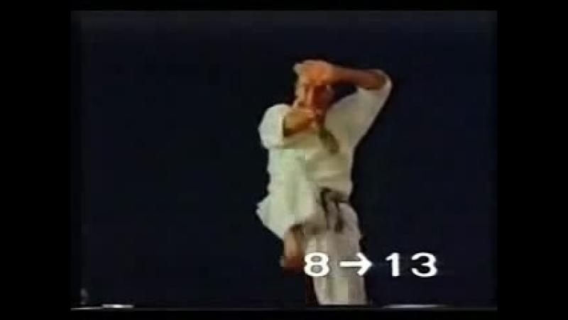 Heian Yondan JKA Osaka Sensei.3gp