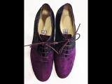 Мужская танго обувь от Tanguera