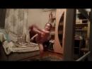 моя гимнастка-самоучка