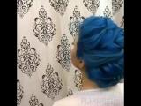 Вот это цвет волос, вот это даааа...