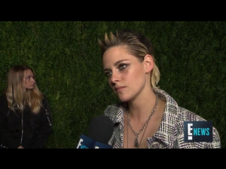 Kristen Stewart Says Shes Lucky to Have Had Twilight _ E! Live from the Red Carpet