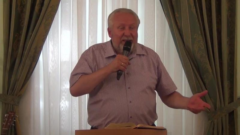 Тема проповеди- Твоё призвание в Господе. Епископ Сергей Ряховский.