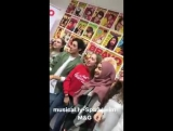 Jorge en el instagram de bravomagazin con fans hoy en Alemania