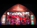 Топ московский DJ Bassquaid закрыл сегодняшний день очень крутым сетом треков мирового уровня! Фан зона Сочи ЧМ2018 FIFA2018