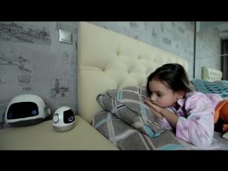 Интеллектуальный робот для ребенка roobo pudding pd 001 sru