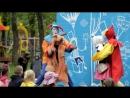 Фестиваль уличных театров в Череповце 2017