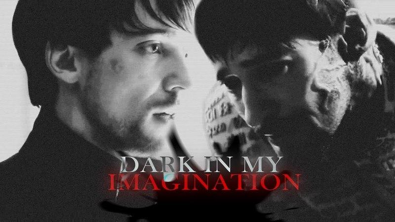 Dark!Voice of Rao x Riario | dark in my imagination [18, sex scenes]