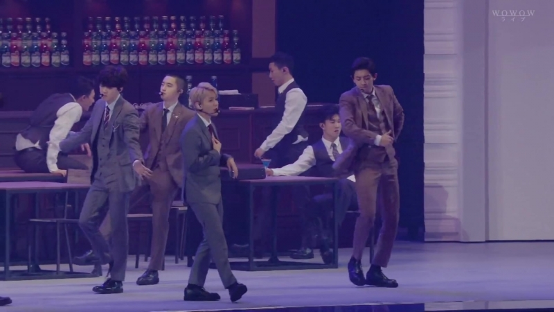 EXO - Chill ( EXOPLANET 4)