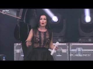 Tarja - Passion and the Opera [Nightwish] Lyric.mp4