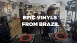 Epic Vinyls From Brazil Vinyl Set 100 Brazilian 7