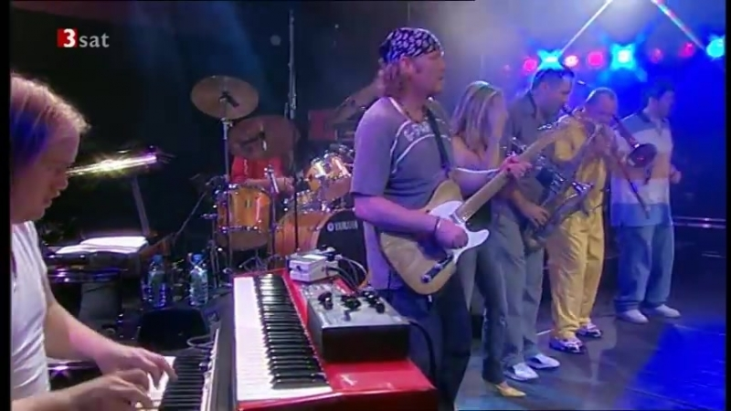 Funky ABBA - Nils Landgren funk unit 04