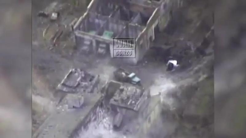 За Горловку! В ДНР показали видео разрушительного ответного удара