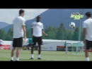Özil prende las alarmas en Alemania