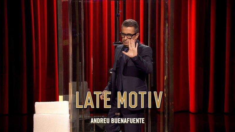 LATE MOTIV - Monólogo de Andreu Buenafuente. ¡Shower man! | LateMotiv266