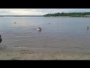 Мы на пляже Кама