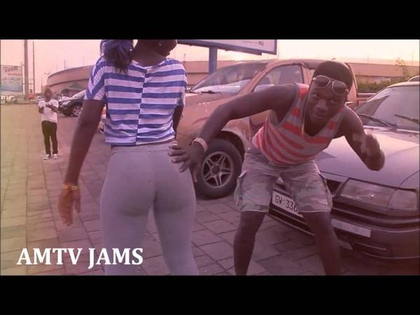 AZONTO - Lamaj - Tingele - MUSIC OF GHANA - AFRICAN MUSIC TV