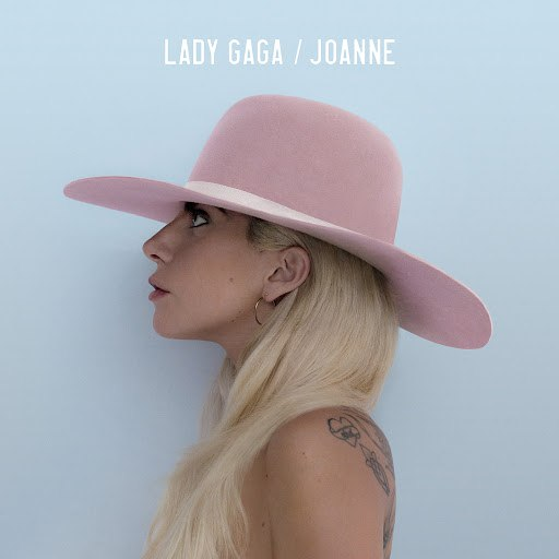 Lady Gaga альбом Joanne (Deluxe)