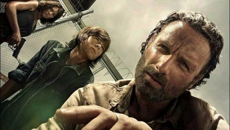 Rick - Jesse   Carl Grimes   Father - Son   Glenn Ree   Daryl - Abraham - Sasha - Saviors   Carol - Morgan   TWD