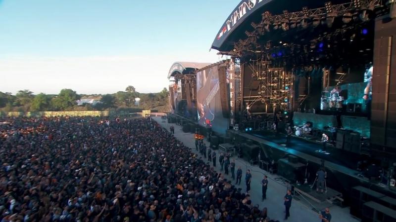 Deep Purple Birds of Prey (Live at Hellfest 2017)