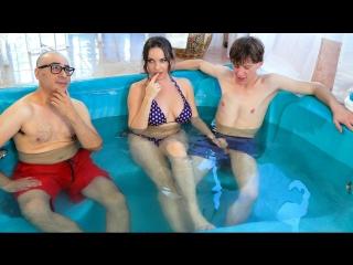 Dana DeArmond (Secretly Rubbed In The Hot Tub) sex porno