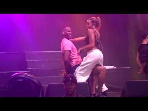 Tinashe - Company: NXNE in Toronto (06/17/2018)