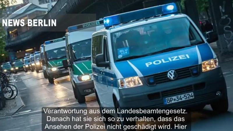 Anonymer Brief - LKA-Beamter warnt Berliner Polizei wird von kriminellen Clans unterwandert