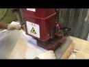Автоматическая установка люверсов