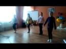 Танец волонтерят Ты морячка- я моряк