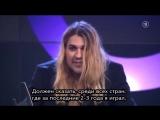 David Garrett - Echo 2011 - Bester Künstler Rock_Pop national_rus sub