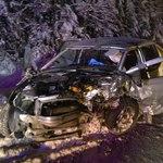 Трое погибли во встречной аварии на трассе Ижевск — Ува в Удмуртии